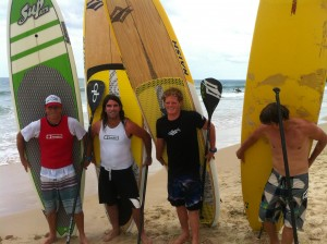 SUP Race Coolum Beach a long paddle to Abu Dhabi